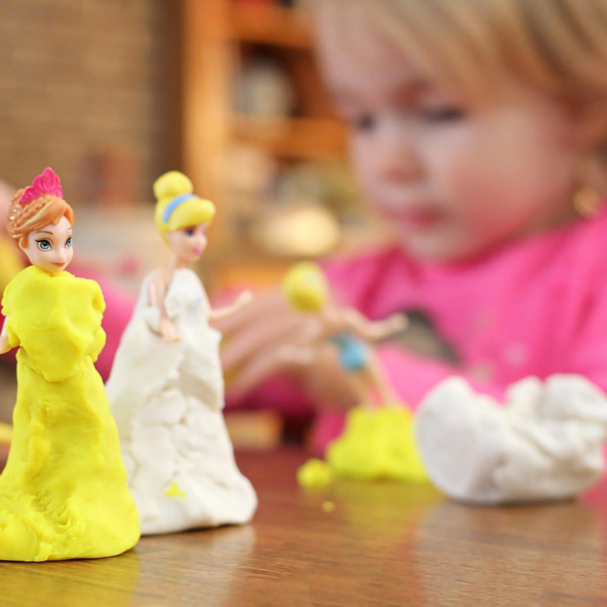 Çocuğunuz İçin Yaratıcı, Eğitici ve Eğlenceli 2-4 Yaş Oyunları