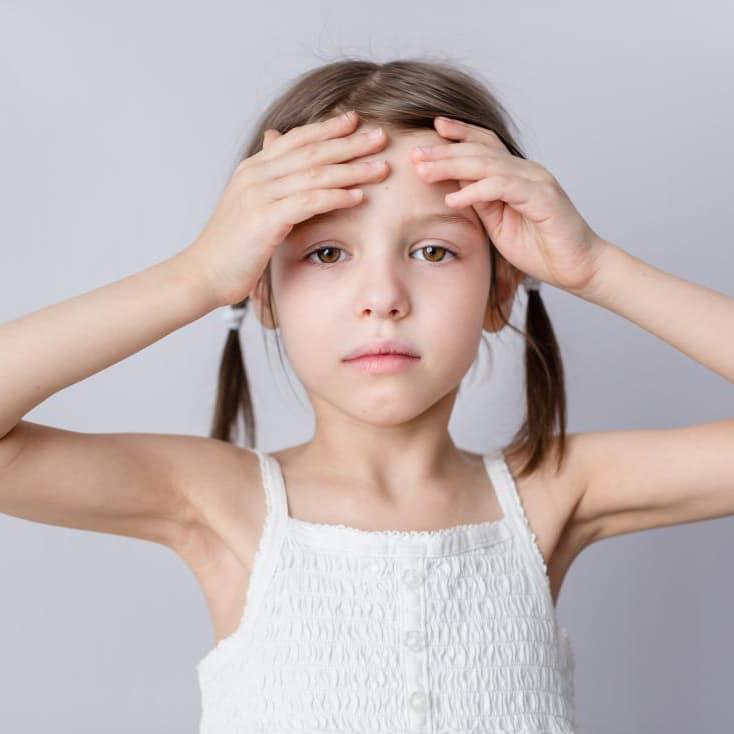 Çocuklarda Baş Ağrısının Sebepleri Nelerdir ve Baş Ağrısı Nasıl Geçer?