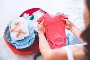Doğum Çantanızda Olması Gereken Her Şey