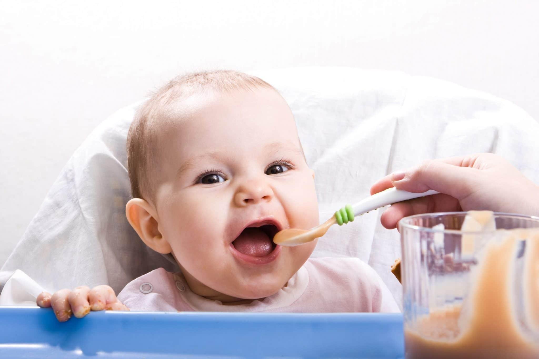 Bebekler İçin En Az 1 Yaşa Kadar Yasak Olan Besinler