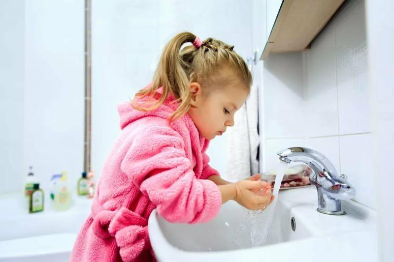 Sıvı Sabunlar Çocukların Cildine Zarar Verir Mi