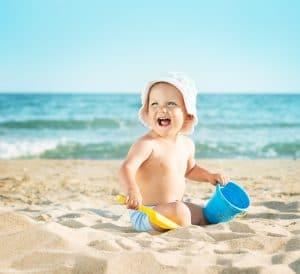 Çocuklarda Güneş Yanığına Dikkat! Nasıl Geçer? Ne İyi Gelir?