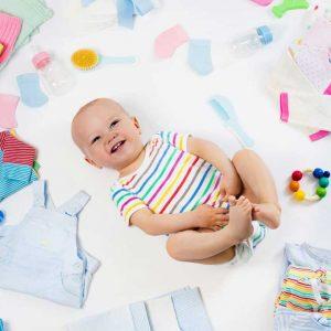 Bebek ve Çocuk Kıyafetleri Nasıl Yıkanmalı?