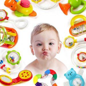 6 Aylık Bebeklere Özel Oyuncaklar Nasıl Olmalı?